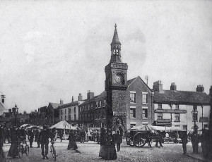 Ormskirk Clock Tower