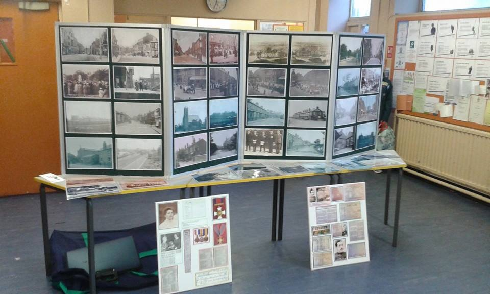 Ormskirk Bygone Times Talks & Displays
