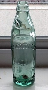 A Cammack Mineral Water Bottle