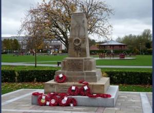 Comrades Cenotaph