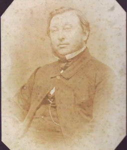 Captain Edward Sudbury