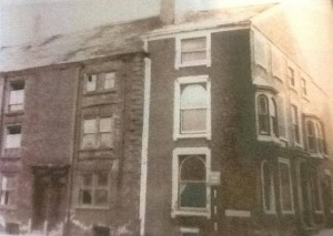 Dr Suffern's House, demolished to build a car park and then the police station