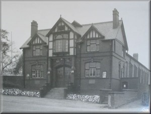 The Drill Hall (now the Civic Hall) in 1939
