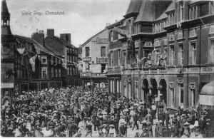 Gala Day in Ormskirk 1904