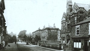 The Magistrates Court on Derby Street