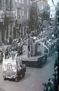 A parade on Aughton Street 1 in 937