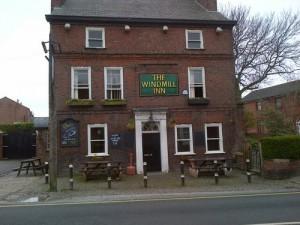 The Windmill Pub on Wigan Road