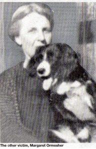 Margaret Jane Ormesher
