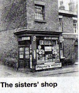 The shop on Church Street run by the sisters