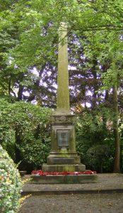 The Aughton Civic Memorial