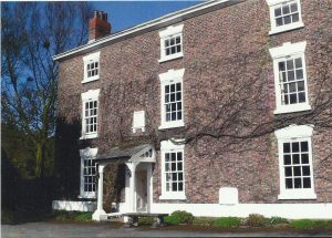 Bickerstaffe Hall in 2005 (photo Duggan 2005)